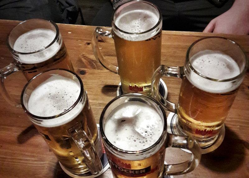 #tassebier - Schrauber Kommune Stammtisch